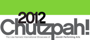 A Blessing on the Moon's sponsor, Chutzpah! Festival